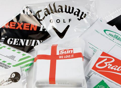 Custom Polythene Mailing Envelopes & Bags