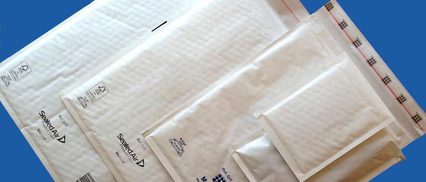 MailLite© Padded Envelopes