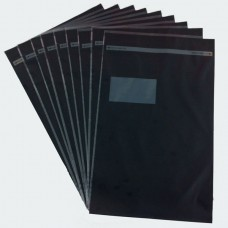 100 - C4 Polythene Window Envelope 227x305 - WINC4