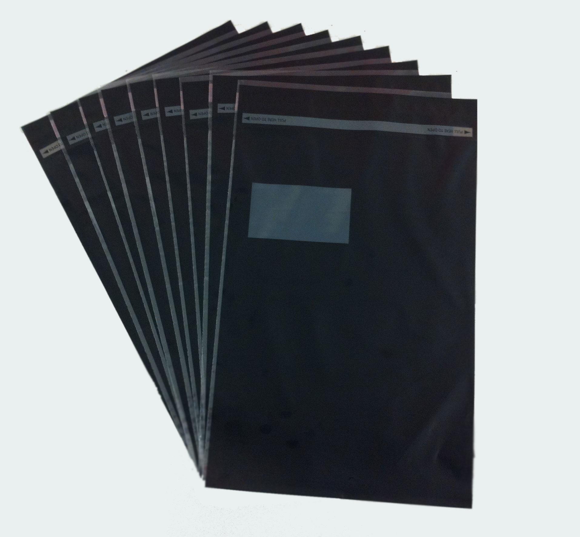 Window Poly Envelopes