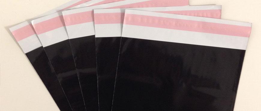 Black Mailing Bags