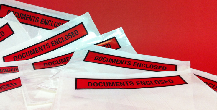 Document Pouches