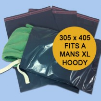 305mm x 405mm Grey Mailing Bags - Pack of 500