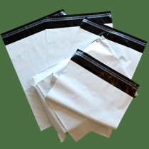 330mm x 430mm Heavy Duty White Mailing Bags - Pack of 250
