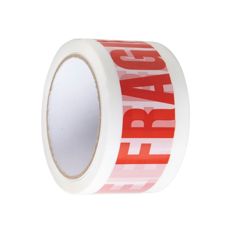 Fragile Printed Carton Tape