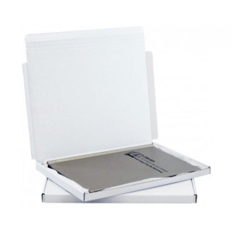 White Postal Box 339x241x20