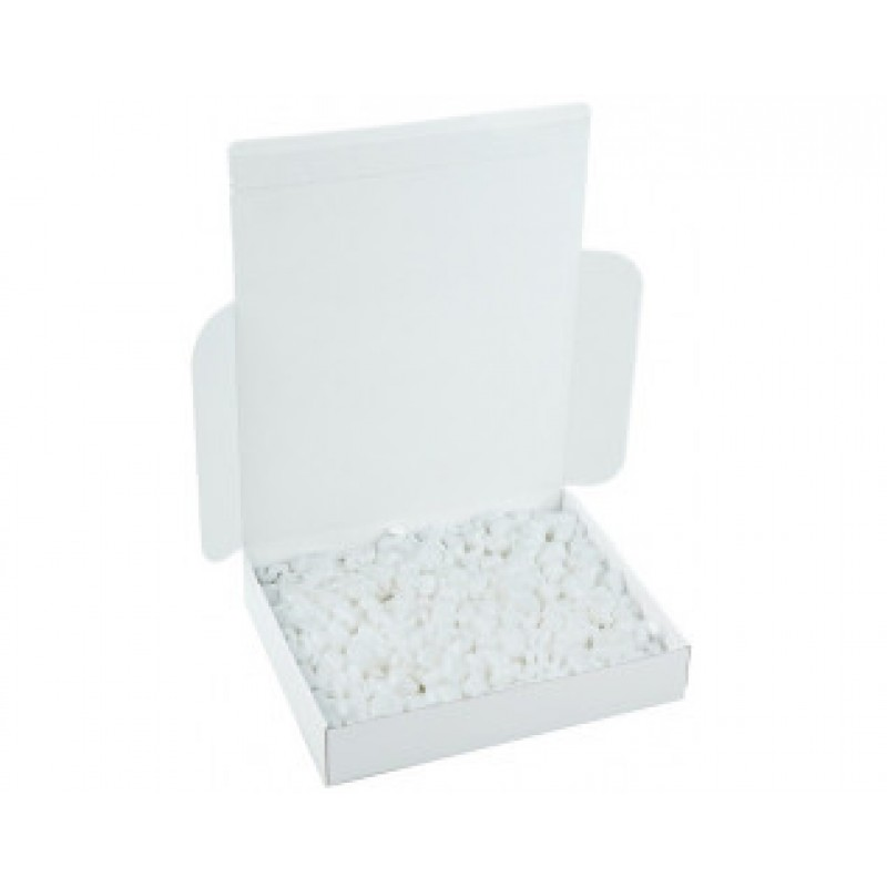 White Postal Box 390x325x75mm