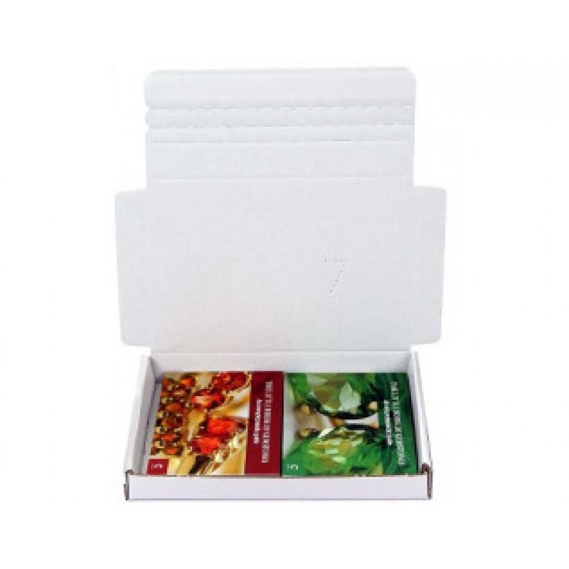 White Postal Box 152x107x20