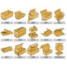 Cardboard Box Styles